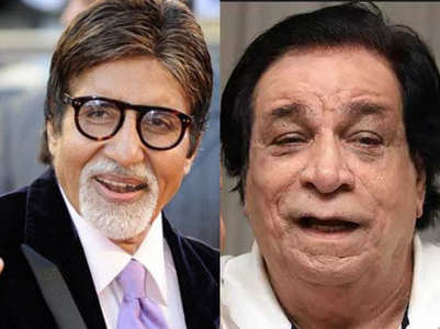 When Kader Khan lost out on films