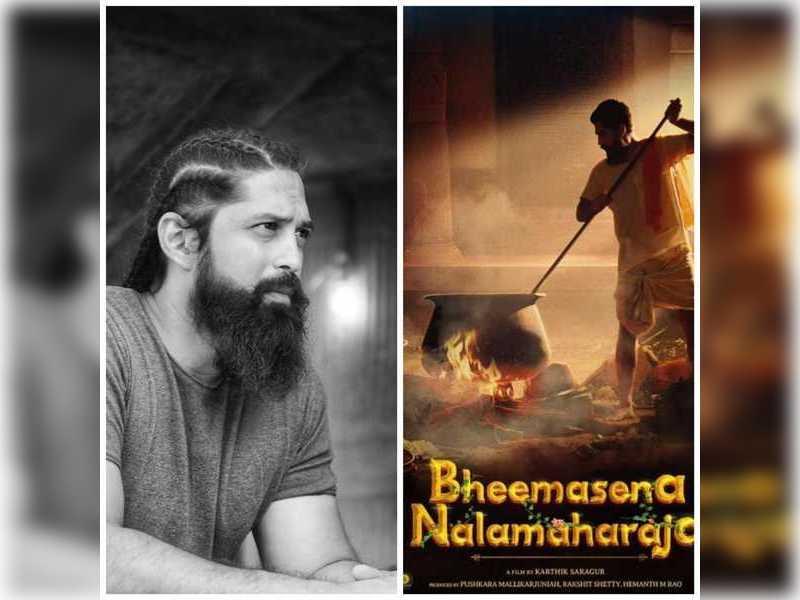 Bheemasena Nalamaharaja helped Aravinnd Iyer dive deeper into his love for food