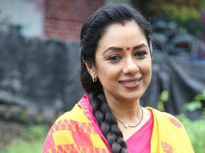Rupali on Anupamaa topping TRP charts