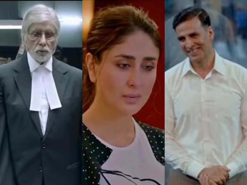 Kareena Kapoor Khan in 'Good Newwz' to Amitabh Bachchan in 'Pink': 6 Times stars gave the finest monologues with an impactful message