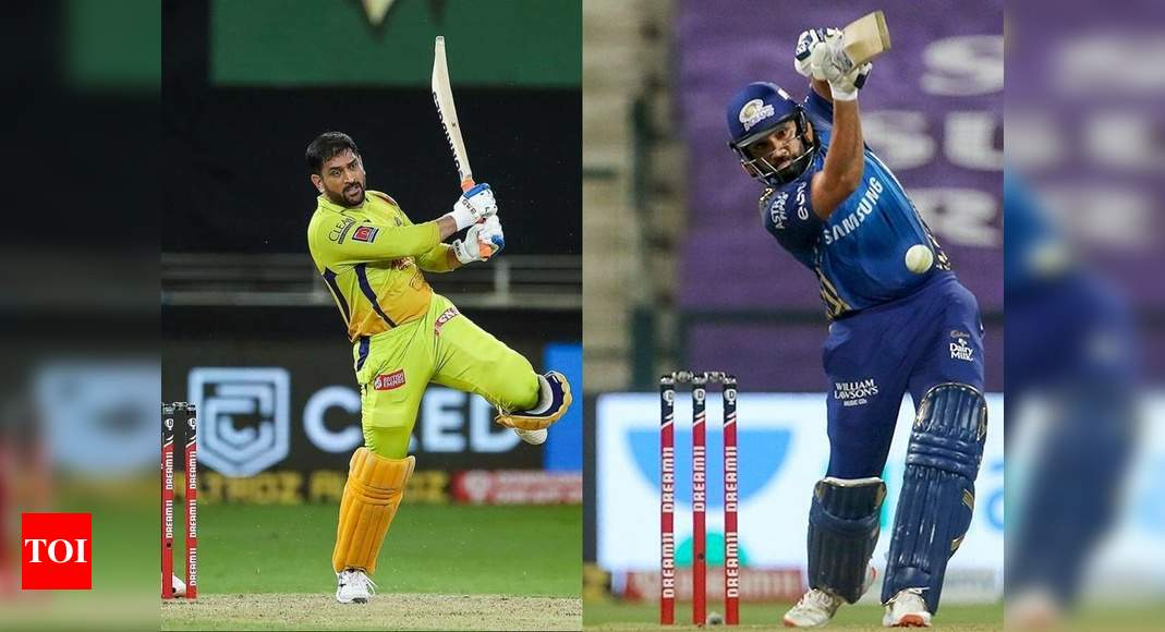 IPL 2020, CSK vs MI: Mumbai Indians' chance to snuff out Chennai's hopes | Cricket News – Times of India
