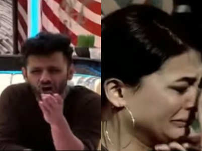 BB14: Rahul questions Pavitra's character
