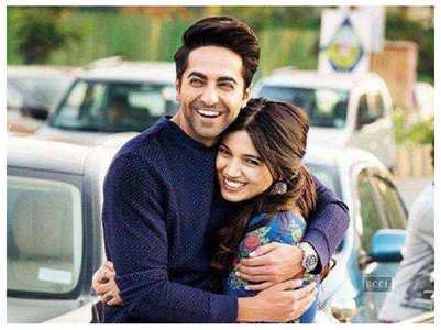 Bhumi Pednekar is all praise for Ayushmann