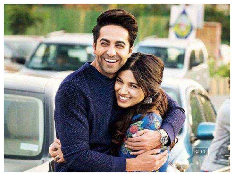 Bhumi Pednekar is all praise for Ayushmann Khurrana, says he deserves all the success the actor is enjoying
