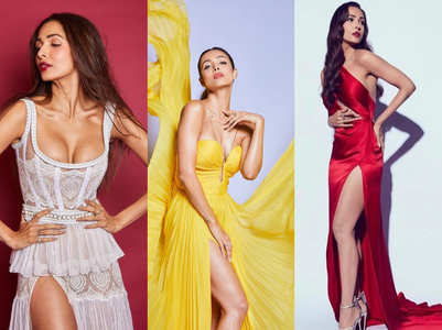 5 best red carpet looks of Malaika Arora