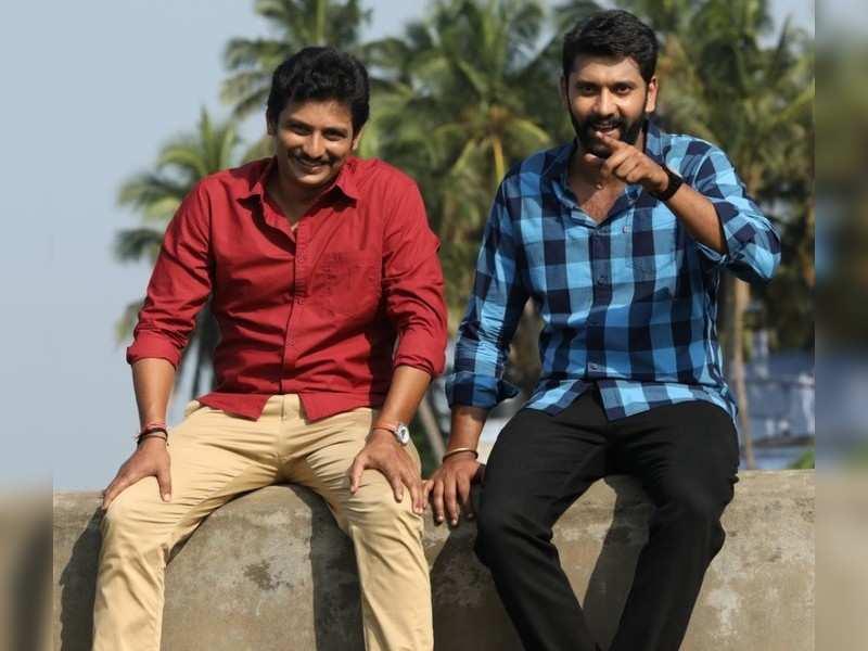 Jiiva-Arulnithi-starrer Kalathil Santhippom ready for theatrical release
