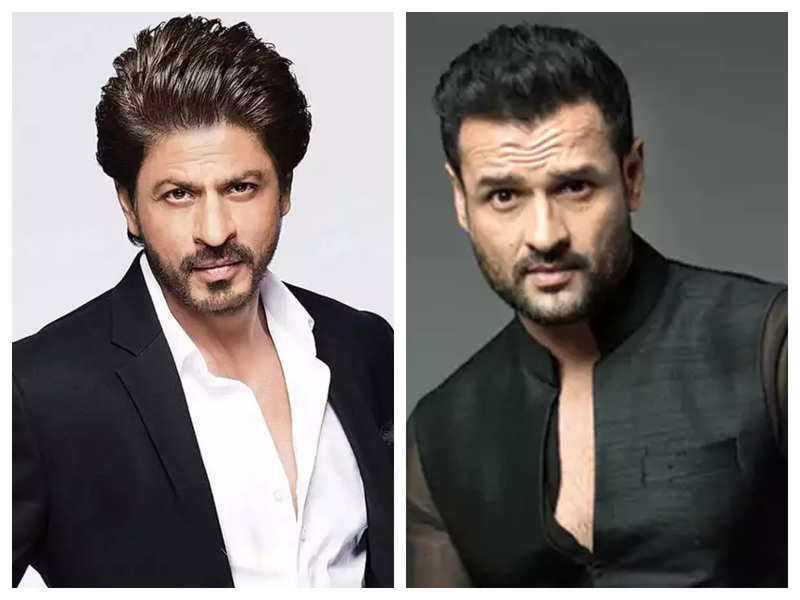 Rohit Roy reveals people once told him he had the potential to overthrow Shah Rukh Khan