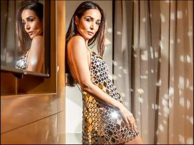 Rare pictures of birthday girl Malaika Arora