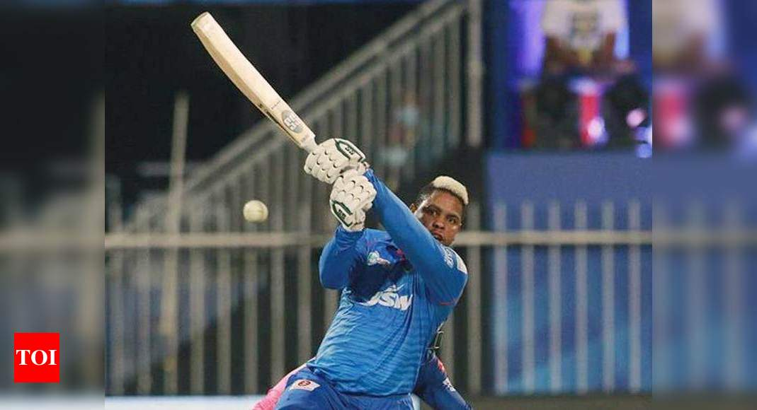 Delhi Capitals:  IPL 2020: Different match-winners is the story of Delhi Capitals' season so far, says Shimron Hetmyer | Cricket News – Times of India