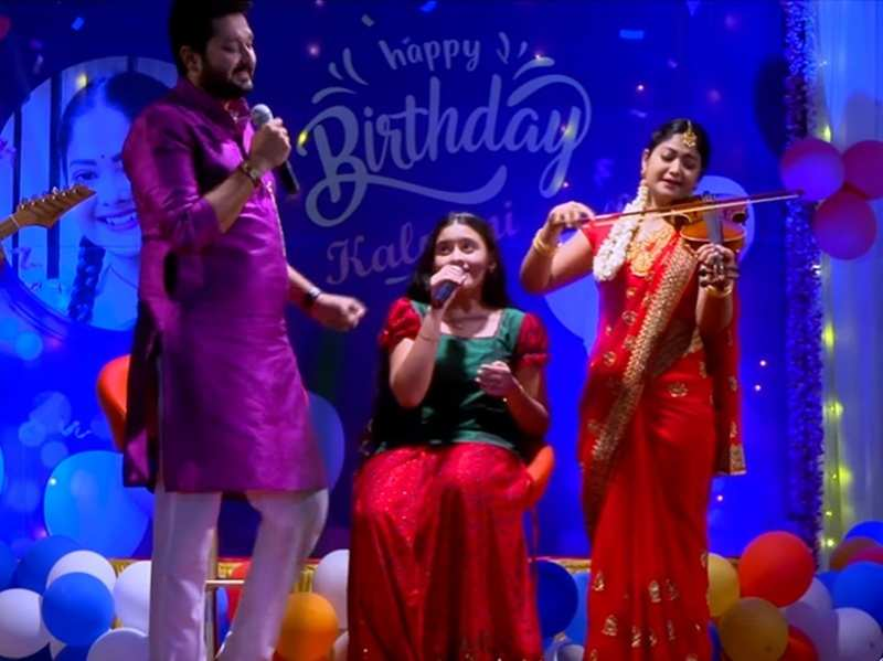Mounaragam preview: Mohan and Anumol to surprise Kalyani on her birthday
