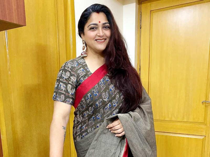 Lakshmi Stores fame Khushbu Sundar reveals her Covid-19 test results; details inside (Photo - Instagram)