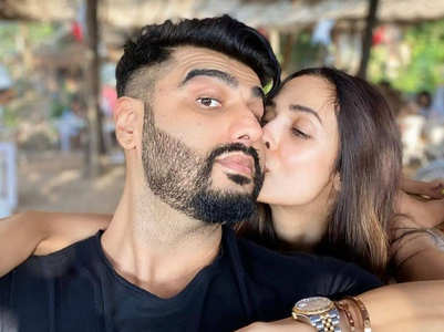Arjun wishes ladylove Malaika on her b'day