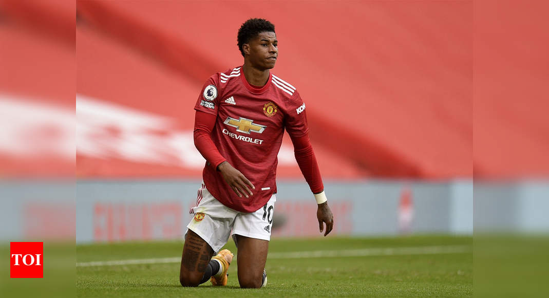 Marcus Rashford Thanks Businesses For Supporting Free School Meals Campaign Football News Times Of India