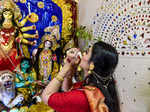 Durga Puja begins with COVID-19 safety protocols