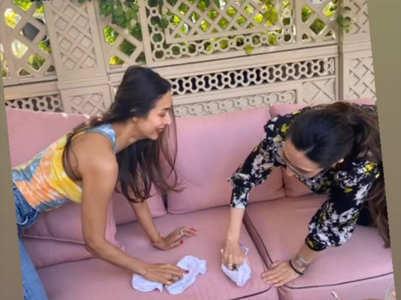 Karisma's hilarious bday wish for Malaika