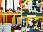 Inside pictures from Neha Kakkar & Rohanpreet Singh's pre-wedding ceremonies