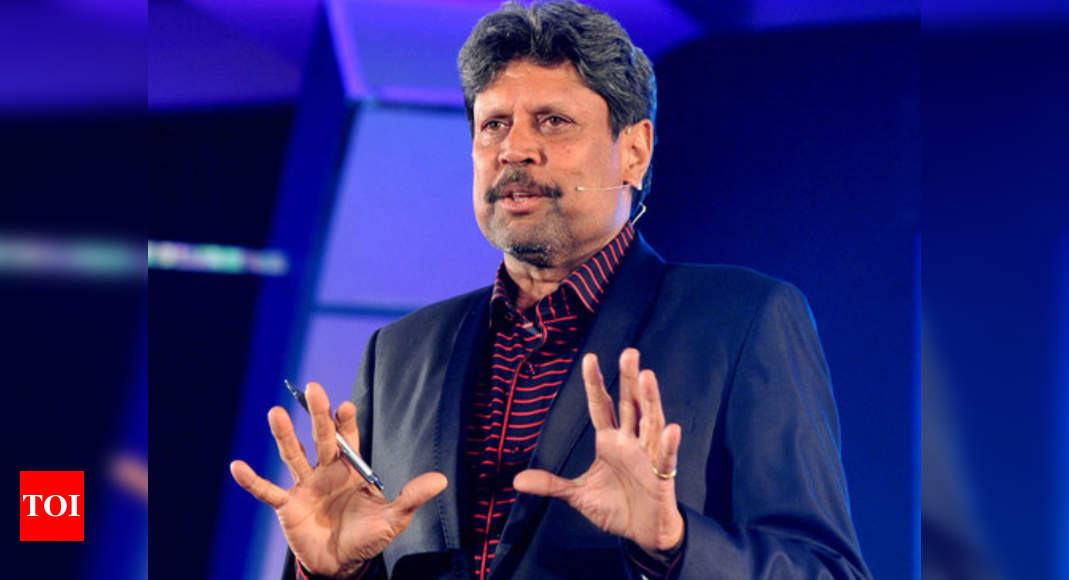 Kapil Dev suffers undergoes angioplasty