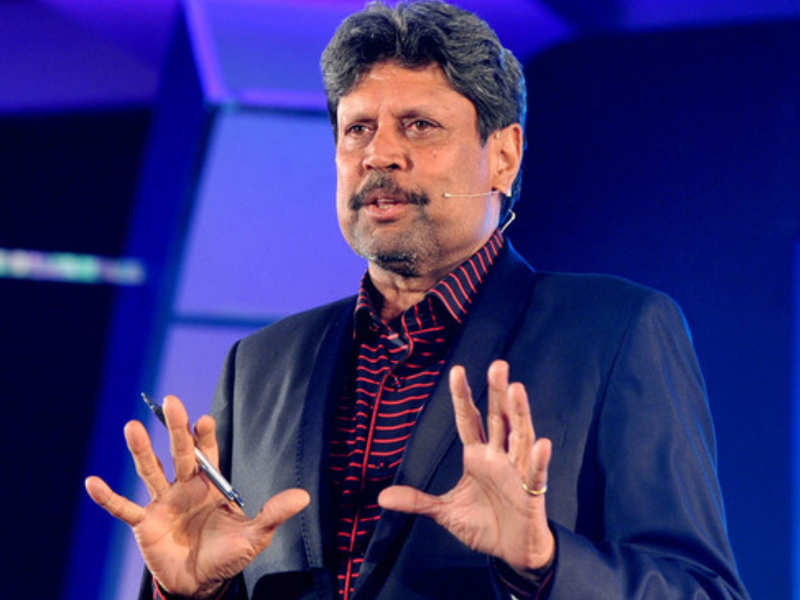 Cricketer Kapil Dev suffers a heart attack, undergoes critical angioplasty