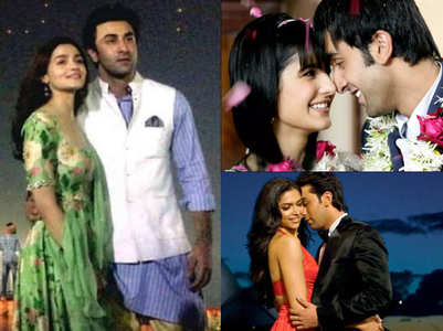 When Ranbir Kapoor was linked to his co-stars