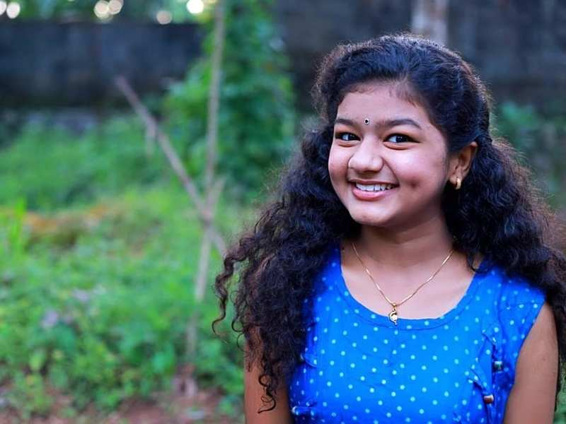 Child actress Sonia Jelina: After delivering the last scene in Vanambadi, I cried my heart out inside the cab