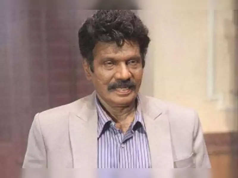 Actor Goundamani is hale and hearty