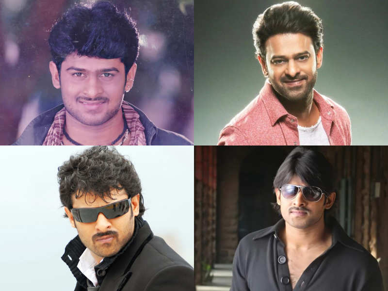 Prabhas Then And Now How The Actor Has Transformed Over The Years Watch Video Telugu Movie News Times Of India