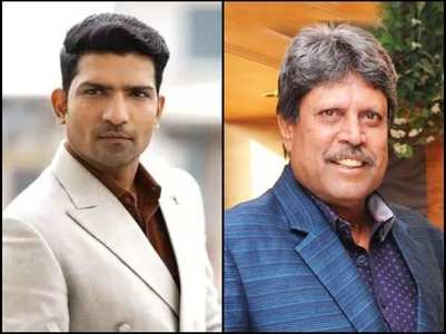 '83 actor Jatin Sarna on Kapil Dev's health