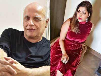 Mahesh Bhatt on Luviena Lodh's video