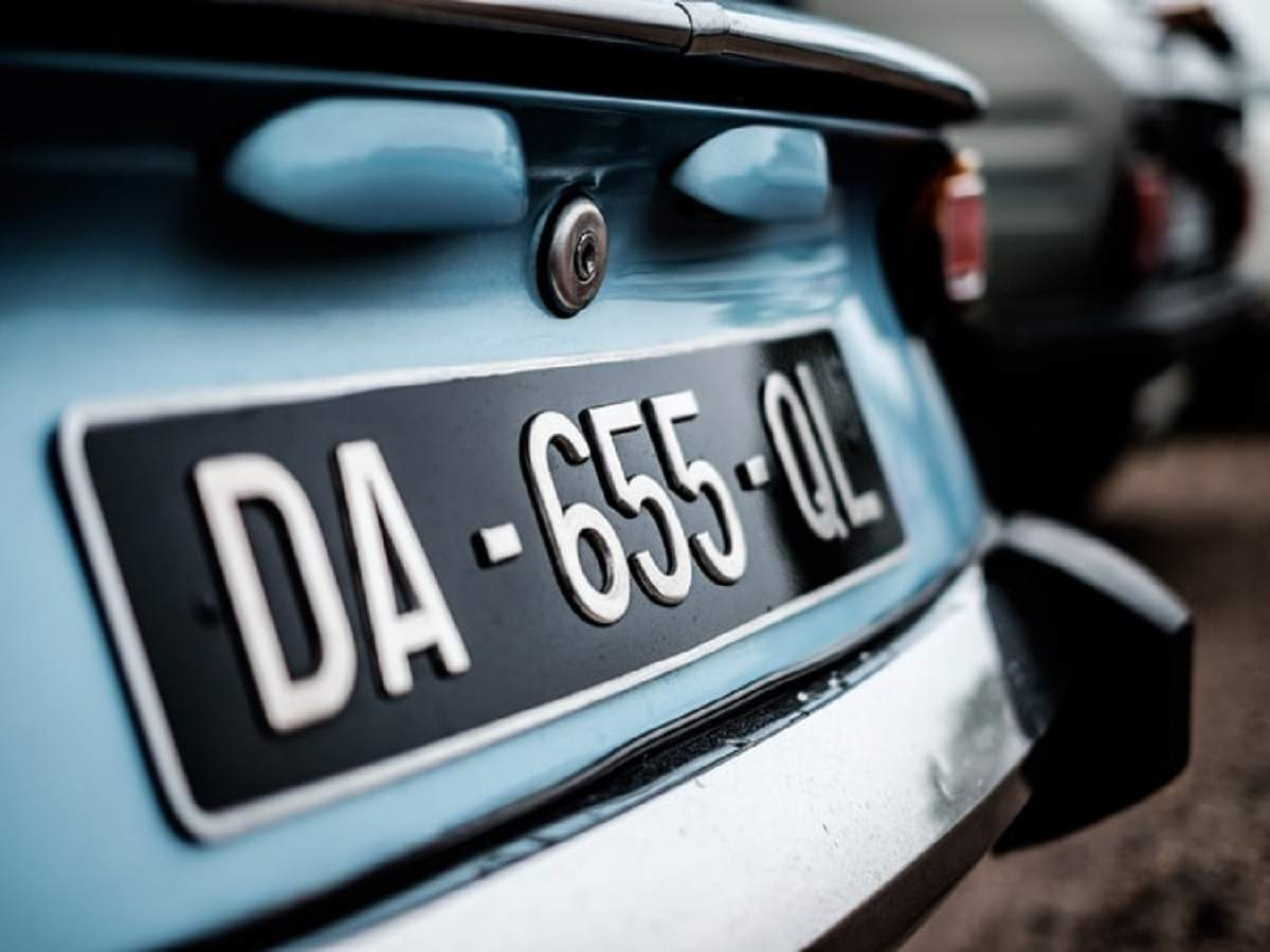 Top-notch number plate holders for cars and motorcycles   Most Searched  Products - Times of India