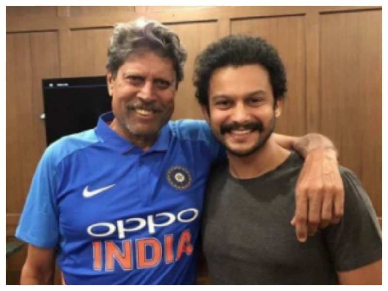 Exclusive! '83' actor Addinath Kothare on Kapil Dev's health: We are praying for his speedy recovery