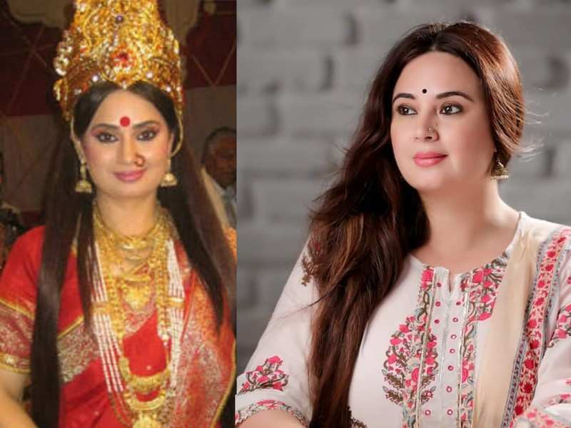 Shalini Kapoor: I got married to my husband while playing the part of Maa Durga