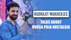 Actor Rudrajit Mukherjee reminiscences Durga Puja memories