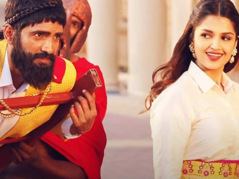 First single 'Baby Song' from Santhanam's 'Biskoth'