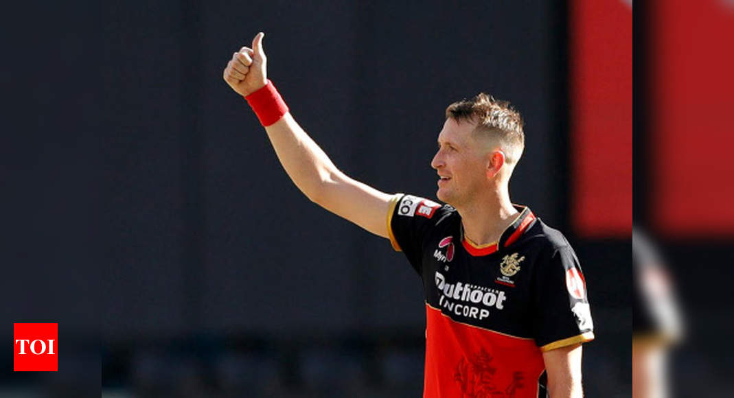 Cricket without pressure is boring: Morris on his key role at RCB | Cricket News – Times of India