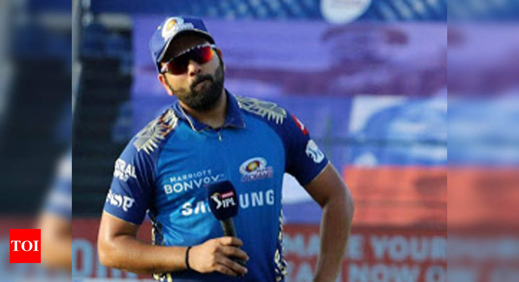 CSK vs MI: Rohit Sharma misses Chennai Super Kings game due to hamstring injury | Cricket News – Times of India
