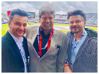 "Sanjay Kapoor calls Kapil Dev a ""fighter"""