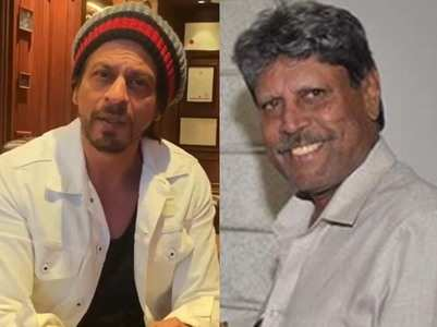 SRK wishes Kapil Dev 'speedy recovery'