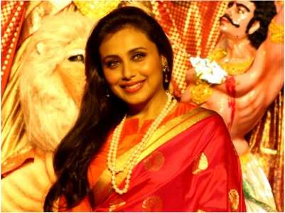 Rani Mukerji on Durga Puja amid the pandemic
