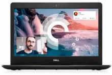 Dell Vostro 14 3491 (D552118WIN9BE) Laptop (Core i3 10th Gen/4 GB/1 TB/Windows 10)