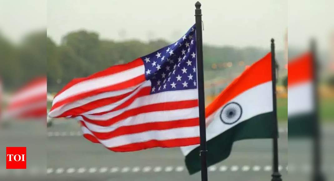 Given China's aggressive behaviour, important we work with like-minded partners like India: US | India News – Times of India