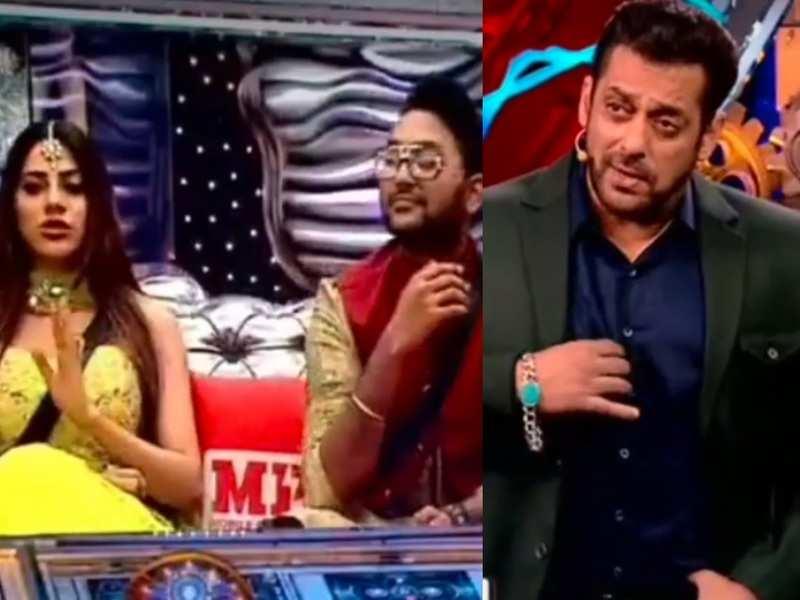 Bigg Boss 14 Weekend Ka Vaar: Salman Khan blasts Rubina Dilaik, exposes Jaan Kumar Sanu's fake friendship with Nikki Tamboli