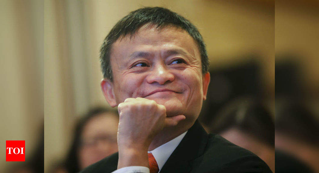 Ant Group IPO pricing 'history's largest', says Alibaba's Jack Ma – Times of India