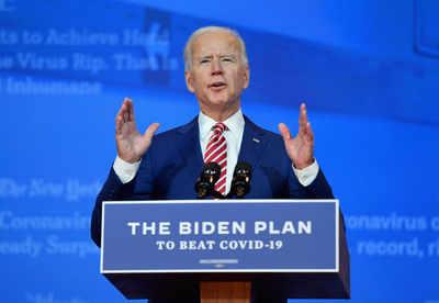 Frederick man admits to violent threats against Biden, Harris