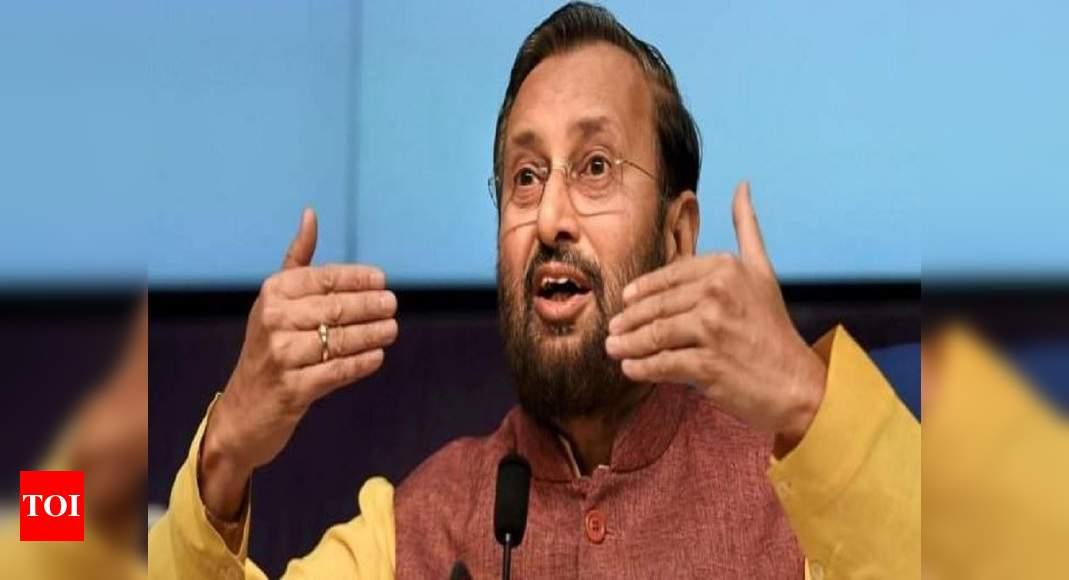 Javadekar attacks Congress leaders Sonia Gandhi, Rahul, Priyanka over Hoshiarpur rape and murder incident