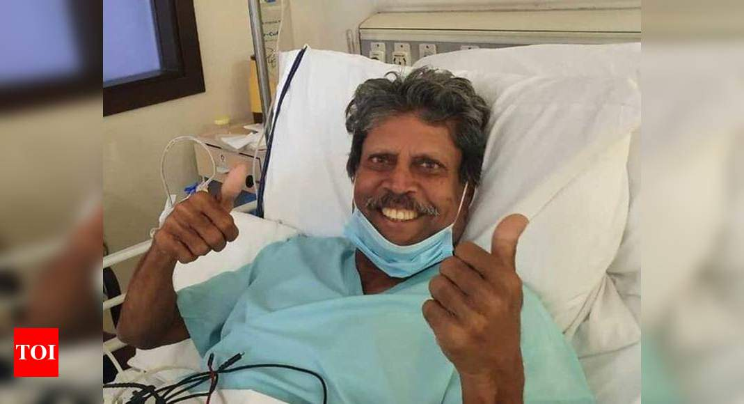 Kapil Dev on 'road to recovery' after heart surgery