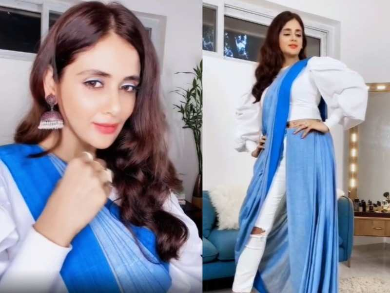 Parul Yadav's best support to local weavers in Karnataka and Tamil Nadu
