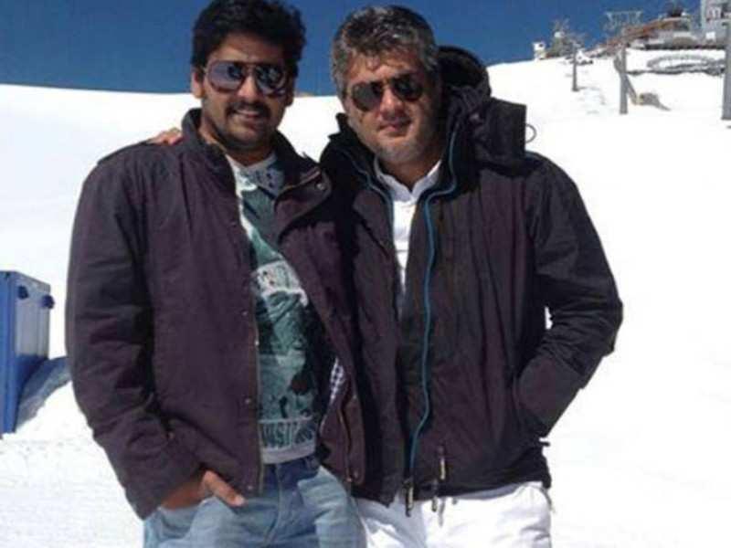 Vidharth recalls his precious moments with 'Veeram' co-star Ajith