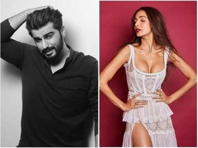 Malaika is in love with Arjun's photoshoot