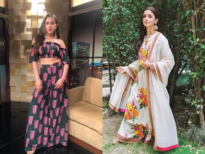 Bollywood A-listers show us a way to style palazzo pants