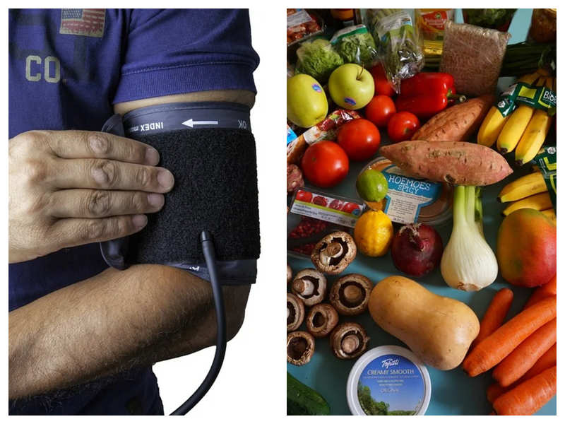 Follow this diet to keep blood pressure in check